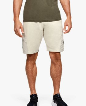 Shorts de Treino Masculino Under Armour Project Rock Terry