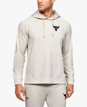 Herren Project Rock Hoodie aus French Terry