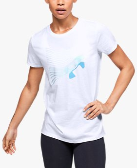 Women's UA Graphic Branded T-Shirt