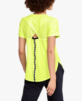 Women's UA Armour Sport Crossback Short Sleeve