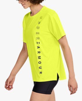Women's UA Armour Sport Oversized Short Sleeve