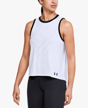 Women's UA Step Graphic Live Tank