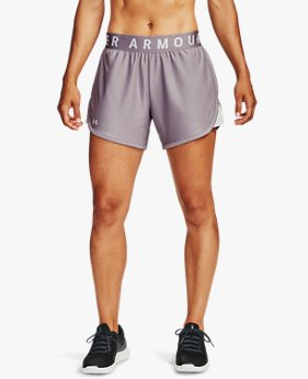 "Women's UA Play Up 5"" Shorts"