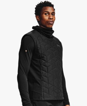 Gilet ColdGear® Reactor Run da uomo