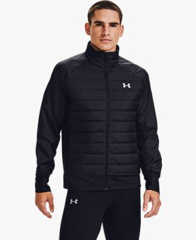 Men's UA Run Insulate Hybrid Jacket
