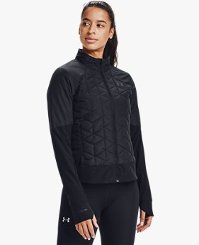 Women's ColdGear® Reactor Run Hybrid Jacket