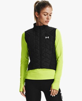 Gilet ColdGear® Reactor Run da donna