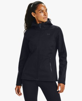 Women's ColdGear® Infrared Shield Hooded Jacket