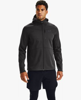 Men's ColdGear® Infrared Shield Hooded Jacket