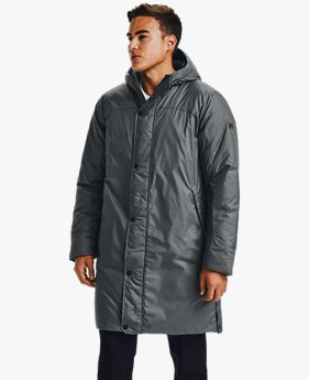 Manteau UA Armour Insulated Bench pour homme