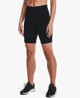 Women's UA Meridian Bike Shorts