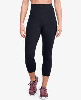 Leggings UA Meridian Crop da donna