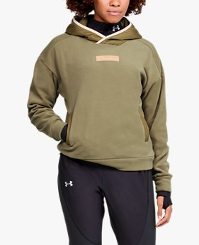 Women's UA Street To Summit Polar Fleece Hoodie