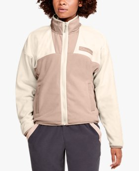 Fleece UA Street To Summit Polar Full Zip da donna