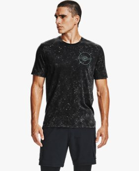 Men's UA Run Anywhere Short Sleeve