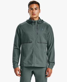 Men's UA Qualifier Storm Speedpocket Jacket