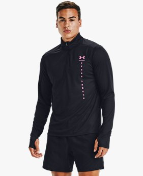 Men's UA Speed Stride Shock ½ Zip