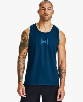 Men's UA Speed Stride Shock Singlet