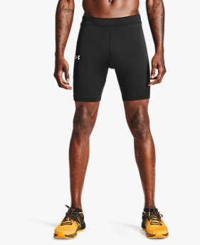 Men's UA Fly Fast HeatGear® ½ Tights