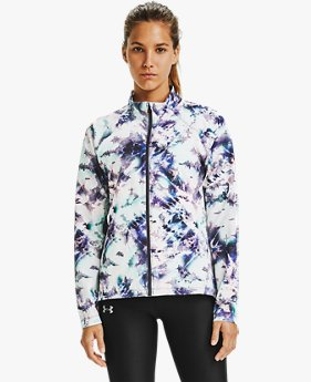 Women's UA Storm Launch 3.0 Printed Jacket