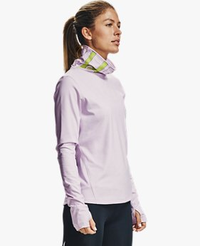 Women's UA Qualifier Ignight ColdGear® Funnel Neck