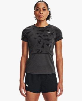 Women's UA Streaker 2.0 Inverse Short Sleeve
