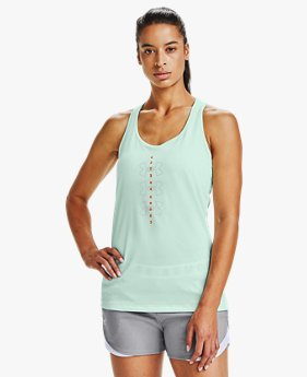Women's UA Tech™ Twist Graphic Tank