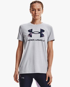 Women's UA Sportstyle Graphic Short Sleeve