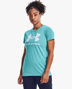 Women's UA Sportstyle Graphic Short Sleeve