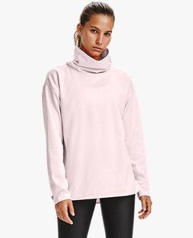 Kadın Armour Fleece® Dik Yaka