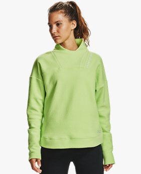 Damestop UA RECOVER™ Fleece Wrap Neck