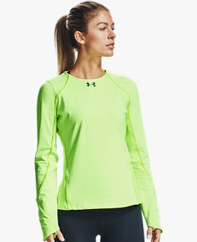 Women's UA RUSH™ ColdGear® Crew