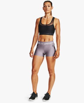 Women's HeatGear® Armour Printed Shorty