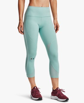 Dameslegging UA RUSH™ Side Piping Crop