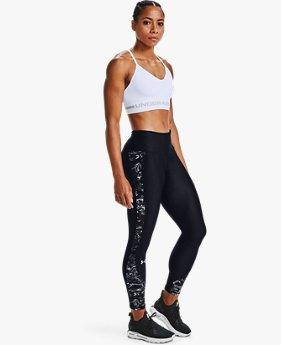 Women's HeatGear® Armour Printed 7/8 Leggings
