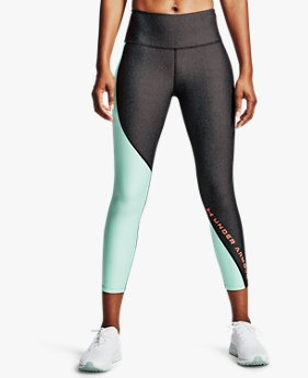 Damen HeatGear® Armour Wordmark 7/8 Leggings