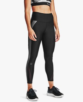 Damen HeatGear® Armour Colorblock 7/8 Leggings