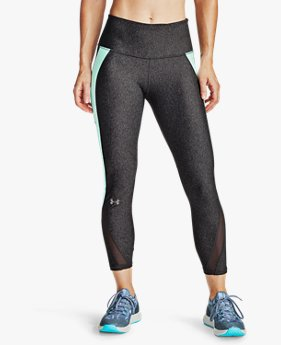 Women's HeatGear® Armour Colour Block 7/8 Leggings