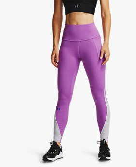 Damen UA RUSH™ ColdGear® Leggings
