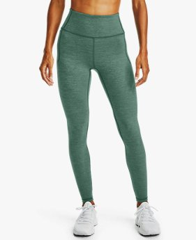 Leggings UA Meridian Heather para mujer