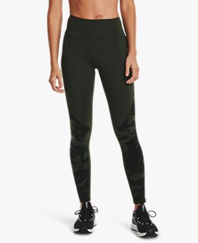 Women's ColdGear® Armour Camo Leggings
