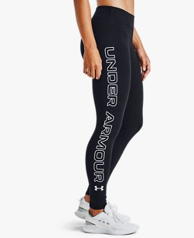 Leggings UA Favorite Wordmark da donna