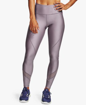 Leggings HeatGear® Armour Wordmark para Mujer