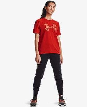 Women's UA CNY Fashion Graphic Short Sleeve