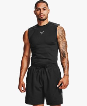 Men's Project Rock HeatGear® Sleeveless