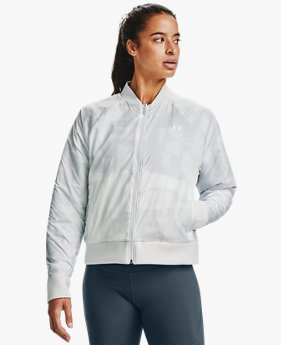Women's UA /MOVE Reversible Bomber Jacket