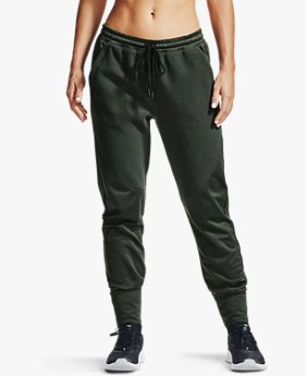 Women's UA RECOVER™ Fleece Trousers