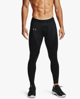 Men's UA RUSH™ ColdGear® Seamless Leggings