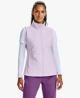 Women's UA Storm Revo Full Zip Vest