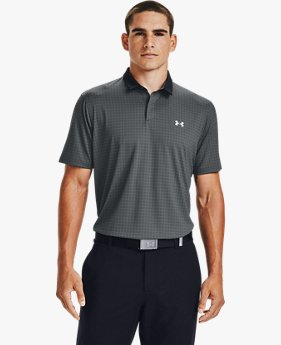 Men's UA Iso-Chill Grid Polo